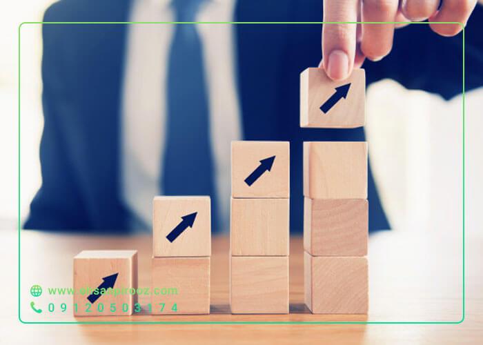 توسعه فرآیندهای فروش
